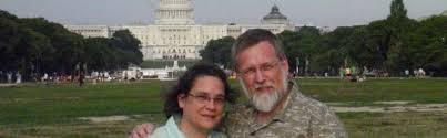 About Kirk and Sallie | Kirk & Sallie's D.C. Adventure!