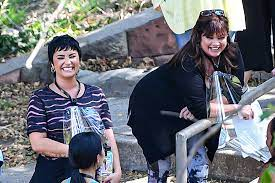 Valerie Bertinelli And Demi Lovato ...