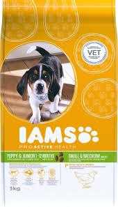 Iams Proactive Health Puppy Junior Small Medium Breed Dog Food