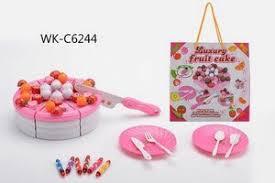 <b>Игровой набор Junfa</b> toys Торт фруктовый — <b>Игровые наборы</b> и ...