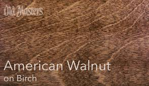American Walnut In 2019 Walnut Stain American Stain Colors