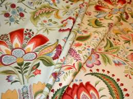 Click to enlarge. Jay Yang Pattern Bombay Decorating Fabric