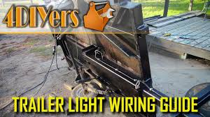 how to wire trailer lights made easy how to wire trailer lights made easy