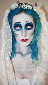 y corpse bride makeup looks ideas