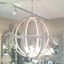 round chandeliers wood chandelier attractive wooden orb light fixture for diy chandelie