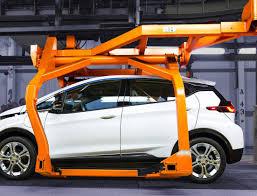 Chevrolet : 2015 Chevrolet Bolt EV Concept All Electric Vehicle ...