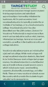 Define Vocational School What Is Vocational Training What Is Its Importance Quora