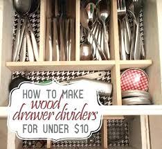 best kitchen utensil drawer organizer custom wood squared away main diy kitchen utensil drawer