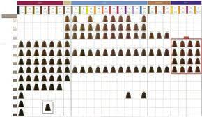 Wella Koleston Perfect Technical Shade Chart Wella Koleston Perfect Hair Color Chart Perfect Hair Color