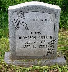 Tammy Leigh Thompson Griffith (1973-2003) - Find A Grave Memorial