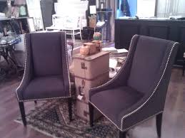 full size of chair studded dining room chairs with studs olson ring back dark ghost black
