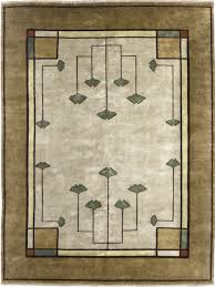 appealing craftsman style area rugs arts and crafts thedailygraffcom