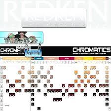 Redken Chromatics Ultra Rich Color Chart Bedowntowndaytona Com