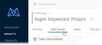 Tasks Overview Mavenlink Support