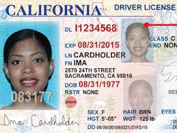 – Cbs Drivers' Los Unveiled Card Id Angeles California New Licenses