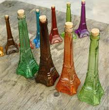 How To Decorate Perfume Bottles 100ml Vintage Eiffel Tower Design Crystal Glass Bottle Empty 37