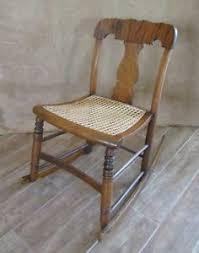 vintage nursery furniture. Image Is Loading Small-maple-cane-Antique-Rocking-Chair-bedroom-nursery- Vintage Nursery Furniture