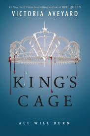 books king s cage red queen series 3