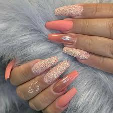 Peach Nail Designs Pinterest Pinterest Follow Me Xxlatykka N A I L S Nails Bright