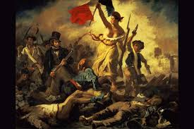 women and the french revolution many roles liberty leading the people