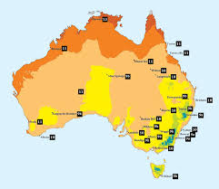 Hardiness Zones In Australia