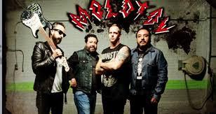 El grupo de rock Molotov