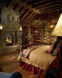 40 rustic country cabin with a stone fireplace for a romantic get away 8