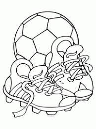 Voetbal Kleurplaten Topkleurplaatnl Voetbal Kleurplaten Printen