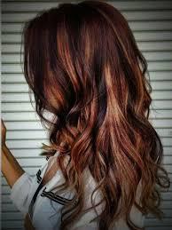 Medium Layered Brown Hair With Blonde Highlights Medium Length