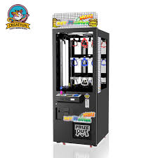 Toy Prize Vending Machine Simple Key Master Vending Machine Funny Coin Operated Prize Toy Redemption