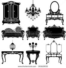 Antique Furniture Stock Images Royalty Free Images Vectors
