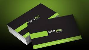 Free Personal Cards Free Personal Business Card Template Free Vector In Adobe