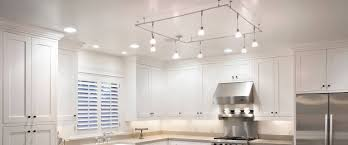 delighful track lighting kitchen modern with counter stools dadu