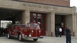 arlington fire station 5 grand opening and dedication ceremony