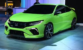 honda civic 2016 coupe. 2016 honda civic coupe concept a direct preview of the allnew car