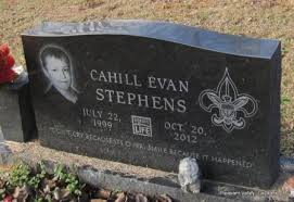 STEPHENS, CAHILL EVAN - Faulkner County, Arkansas | CAHILL EVAN STEPHENS -  Arkansas Gravestone Photos