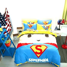 bedding set for boys superman bed twin batman bed set amazing superman bed set baby boys
