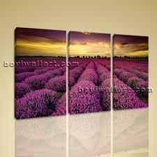 large landscape wall art on canvas hd print lavender sunset glow scene framed on lavender sunset wall art with large landscape wall art on canvas hd print lavender sunset glow