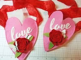 pockets done valentine heart decorations how to make hanging pocket  valentines day decoration photo templates -