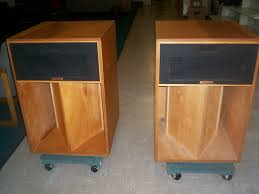 klipsch speakers vintage. klipsch la scala speakers vintage 1977