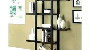 3 8 glass shelf brackets wide 9 inch deep bookcase modern bookcases bookshelf inches p shelving