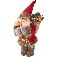 Фигурка новогодняя «Дед Мороз», <b>30 см</b> в Москве – купить по ...