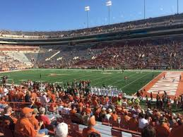 Dkr Texas Memorial Stadium Seating Chart Photos At Texas Memorial Stadium