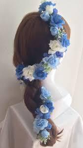 花かんむりの髪型カタログ結婚式 Krans