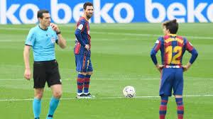 Barcelona 1-1 Cádiz, resultado, goles y resumen: LaLiga 2020/2021