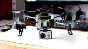 parrot ar drone 2 0 mods optimize your drone the way you want