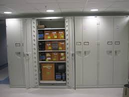 Airtight Storage Cabinet Museum Archive And Art Storage Stormor High Density Mobile