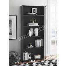 office bookshelf. image is loading mainstays5shelfwoodbookcasefurniturebookshelf storage office bookshelf