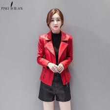 2019 <b>PinkyIsBlack 2018 New</b> Fashion <b>Autumn</b> Winter Faux Leather ...