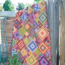free pattern = Painted Desert quilt by Sherri Bain Driver at ... & free pattern = Painted Desert quilt by Sherri Bain Driver at McCall's  Quilting. Made Adamdwight.com